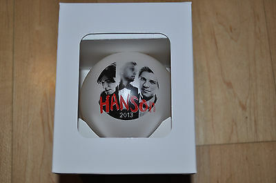 RARE NEW Hanson 2013 'Twas The Night Before Christmas Ornament!