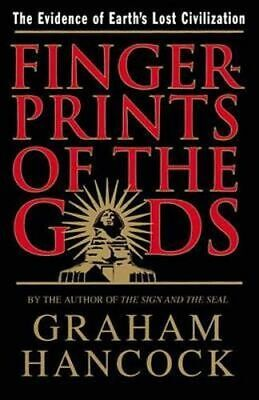 NEW Fingerprints of the Gods By Graham Hancock Paperback Free Shipping