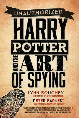 Harry Potter and the Art of Spying by Paperback Book (English)