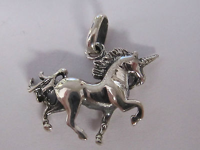 Unicorn Sterling Silver Charm - New (Lasty Ones!)