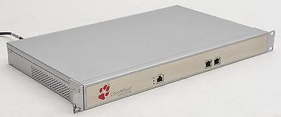 Coyote Point Load Balancer Equalizer E250GX Fortinet Rackmount Network