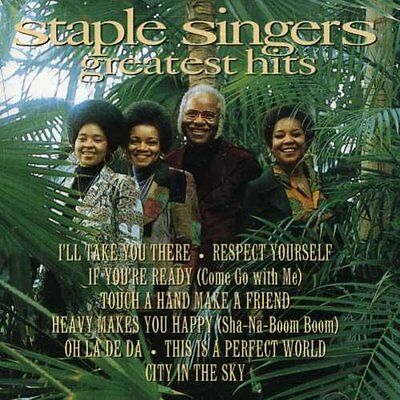 The Staple Singers - Greatest Hits [New CD]