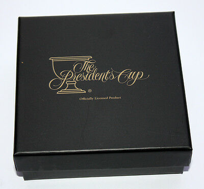 R.A.M. The Presidents Cup 2011 $25 1/4oz Gold (99.99%) Proof Coin