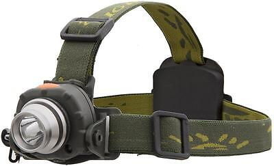 D.A.M Headlamp 3W CRE LED With Motion Detecting Sensor 120 lumens Fishing