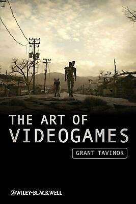 The Art of Videogames by Grant Tavinor Paperback Book (English)