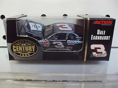 #3 Dale Earnhardt 1999 Goodwrench Last Lap Of The Century COLOR CHROME 1/64 BOX