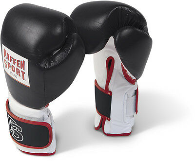 Paffen Sport PRO PERFORMANCE Boxhandschuhe, neues Top Modell.Sparring. Training.