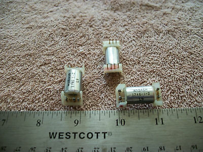 Lot Of Wabash Latching 1 Pole Reed Relays! S
