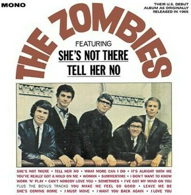 The Zombies - Zombies [New CD]