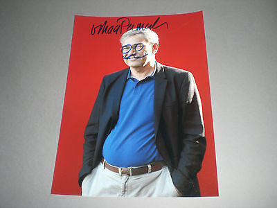 Orhan Pamuk Nobel Prize  signed autograph Autogramm 8x11 photo in person