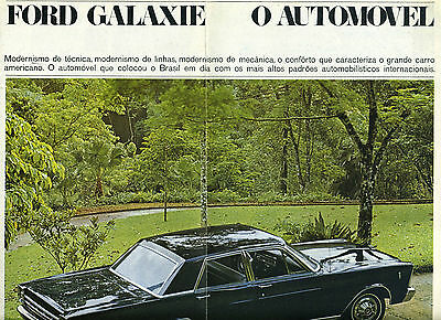 (84) Catalogue Ford Galaxie