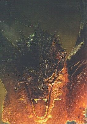 2016 The Hobbit Battle of the Five Armies Cryptomium Smaug Puzzle #S2