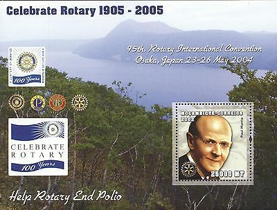 (206326) Rotary, Paul Harris, Mozambique