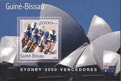 (206332) Olympics, Bicycle, Guinea-Bissau