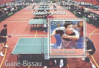 (206336) Olympics, Tabletennis, China, Guinea-Bissau
