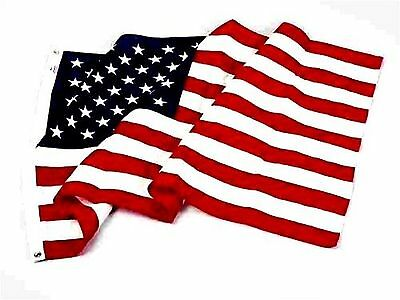 Valley Forge Flag 4 x 6 Foot Large Cotton US American Flag Valley Forge Flag ...