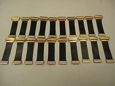 Gold scrap for recovery Samsung old cell phone cable Lot of 20