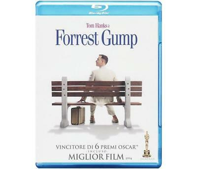 Film Blu-Ray UNIVERSAL PICTURES - Forrest Gump (2 Blu-Ray)   - Colori 1994