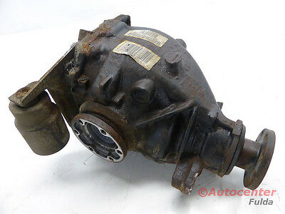BMW E46 320D Differential Diff hinten 1428796 Ü2,47