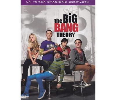 Film DVD WARNER HOME VIDEO - Big Bang Theory (The) - Stagione 03 (3 Dvd)
