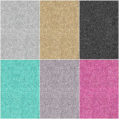 Muriva Textured Sparkle Glitter Effect Modern Feature Wallpaper *6 Colours*