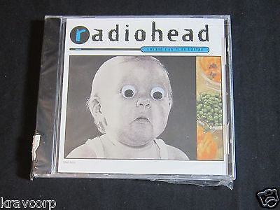 Radiohead 'Anyone Can Play Guitar' 1993 Promo Cd Single—Sealed