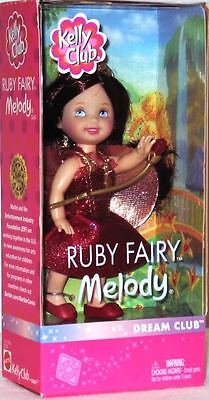 Ruby Fairy Melody (Friend of Kelly, Little Sister of Barbie)(Kelly Club)(New)
