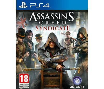 Giochi Sony PS4 UBISOFT - Assassin's Creed Syndicate Special Edition PS4