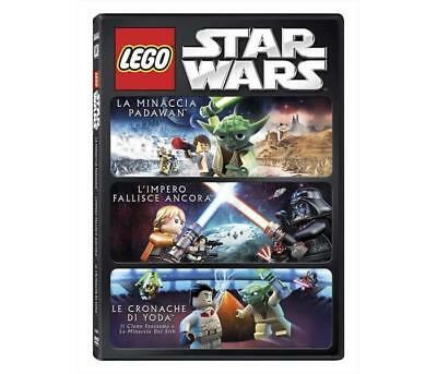 Film DVD 20TH CENTURY FOX - Lego - Star Wars - La Trilogia (3 Dvd)   DVD