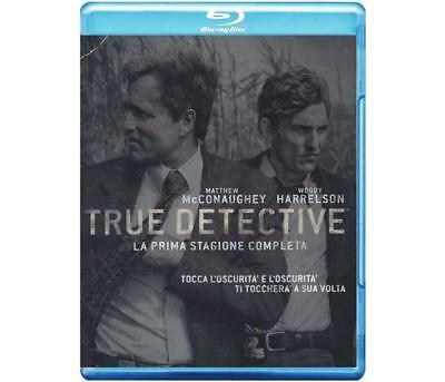 Film Blu-Ray WARNER HOME VIDEO - True Detective - Stagione 01 (3 Blu-Ray)