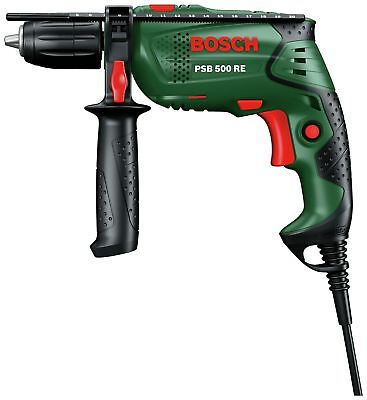 Bosch PSB500 Impact Hammer Drill - 500W. From the Official Argos Shop on ebay