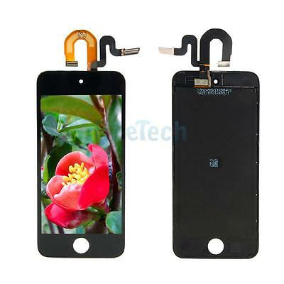 LCD Display & Touch Screen Digitizer Replacement for iPod Touch 5th Gen Black