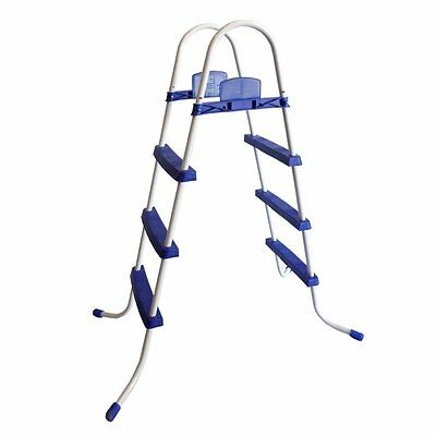 "Bestway 52"" Ladder for Above Ground Steel Frame and Fast Set Swimming Pools"