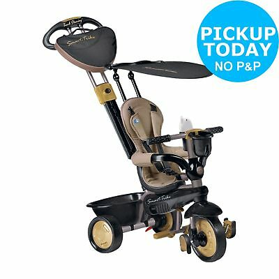 Smart Trike Dream 4-in-1 Touch Steering Trike - Gold-From the Argos Shop on ebay