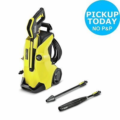 Karcher 13240020 K4 Full Control Pressure Washer - 1800W - 130 Bar. From Argos