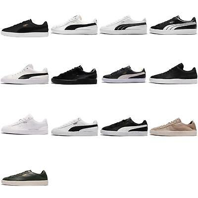 PUMA BASKET CLASSIC Mens Casual Shoes Retro Trainers Sneakers Pick 1 ... d42ea8fce