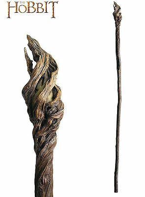 The Hobbit STAFF OF GANDALF THE GREY Official Prop Replica LOTR Wizard, UC2926