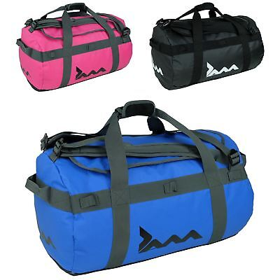Cargo Duffle Bag Waterproof Holdall Sports Gym Training Camping Travel Luggage