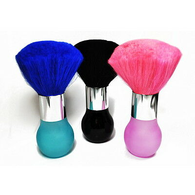 Large DUSTING / DUSTER BRUSH for Salon Tool Acrylic UV Gel Nails brush