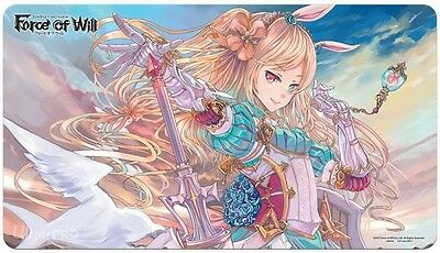 FORCE OF WILL - PLAYMAT - TAPPETINO - Alice