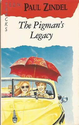 The Pigman's Legacy by Paul Zindel - Paperback - S/Hand