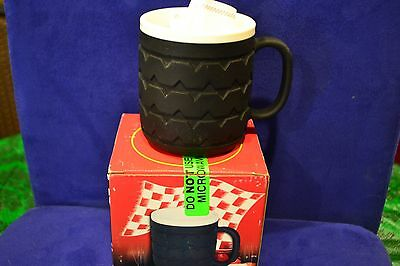 New Wrenchware Whitewall Tire Cup Mug