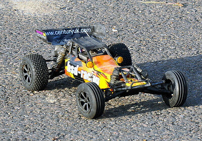 REMOTE CONTROL RC ELECTRIC BUGGY BAJA (Complete with Battery, Charger & Radio)