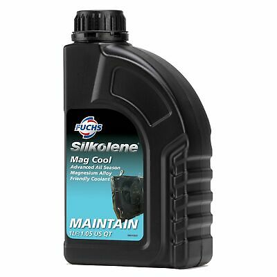 Silkolene Mag Cool Pre Mixed Motorcycle Antifreeze / Coolant 1 Litre 600757519