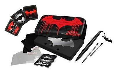 Batman Dark Knight 12Pcs Starter Set EVA Case For Nintendo 3DS/DSi/DS lite