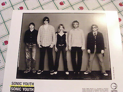 Sonic Youth 2004 Publicity Photo