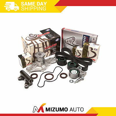 Timing Belt Kit Water Pump Tensioner Fit 92-94 Mazda 626 MX6 Ford Probe 2.5 KL