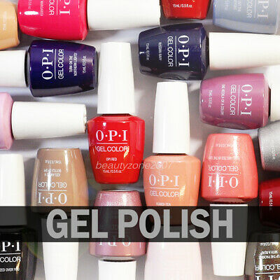 "OPI GelColor UV/LED Soak off Gel Nail Polish 0.5oz ""Choose Any Colour"" Part I"
