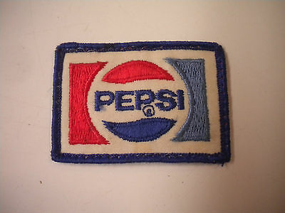 Vintage Pepsi Embroidery Patch
