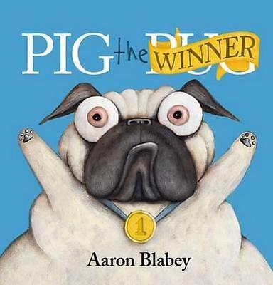 NEW Pig the Winner By Aaron Blabey Hardcover Free Shipping